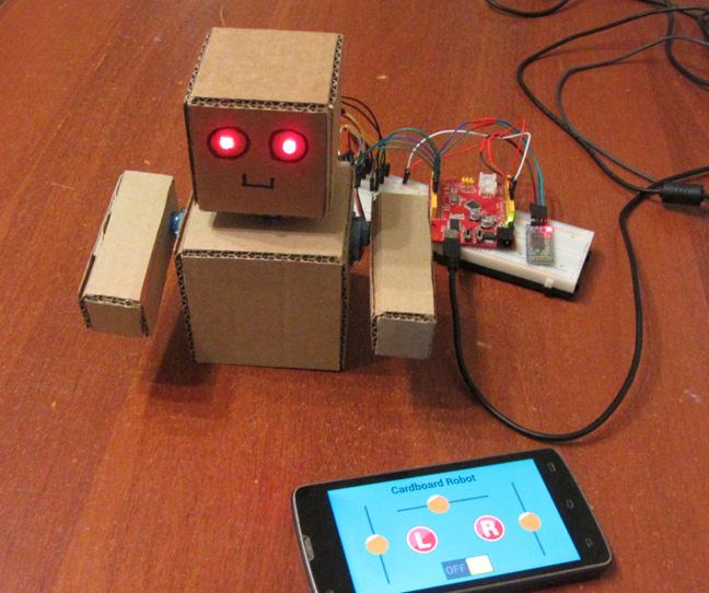 Умные роботы своими руками
