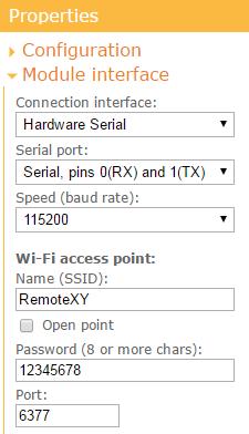 Arduino UNO + ESP8266 as a WiFi access point